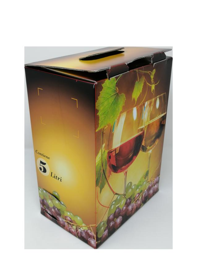 Bag in Box 5 Lt